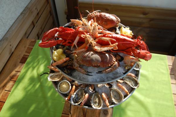 LE FOURNELET Restaurant fruits de mer – Poissons Saintes-Maries-de-la-Mer photo n° 178393 - ©LE FOURNELET