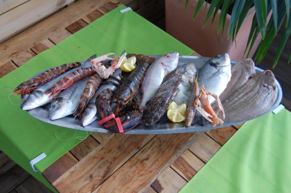 LE FOURNELET Restaurant fruits de mer – Poissons Saintes-Maries-de-la-Mer photo n° 178394 - ©LE FOURNELET