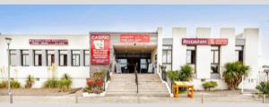 Casino de la plage à Soulac