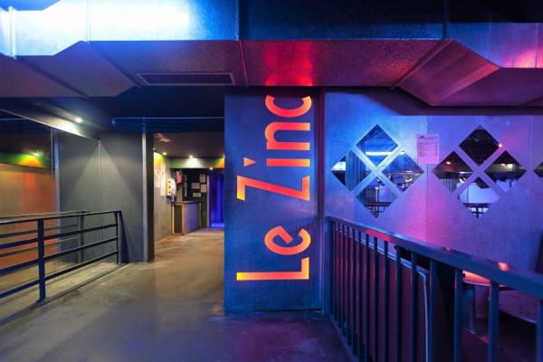 Night club le Zinc 1