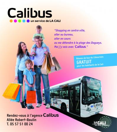 CALIBUS Voyage - Transports Libourne photo n° 209032
