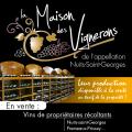 LA MAISON DES VIGNERONS - NUITS-SAINT-GEORGES