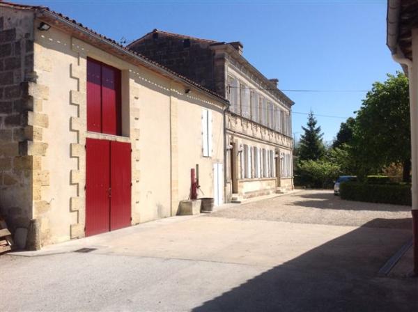 CHÂTEAU LA GALIANE Caves – Maisons des vins Margaux photo n° 127604 - ©CHÂTEAU LA GALIANE