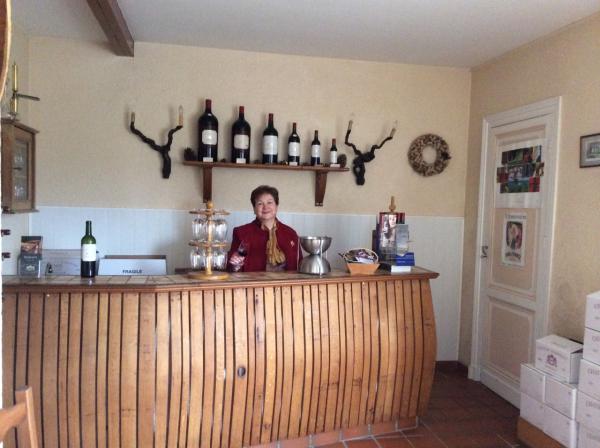 CHÂTEAU LA GALIANE Caves – Maisons des vins Margaux photo n° 144451 - ©CHÂTEAU LA GALIANE