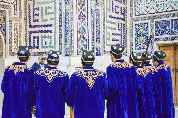 Musicens Ouzbeks