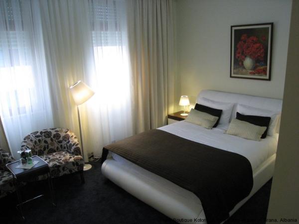 BOUTIQUE HOTEL KOTONI Hotel Tirana Tiranë photo n° 151235 - ©BOUTIQUE HOTEL KOTONI