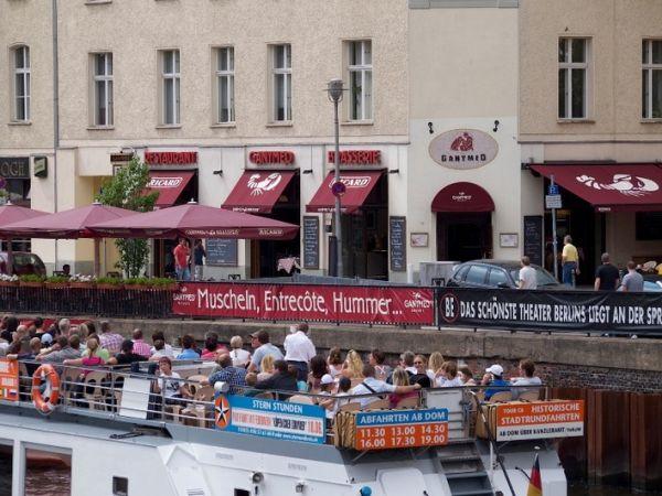 BRASSERIE GANYMED Gastronomique Berlin photo n° 102088 - ©BRASSERIE GANYMED