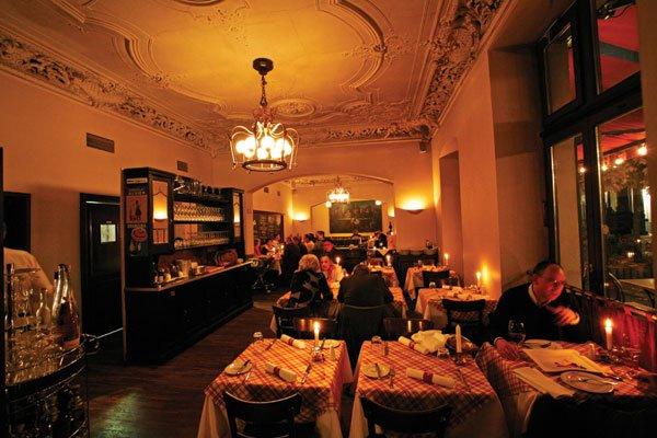 BRASSERIE GANYMED Gastronomique Berlin photo n° 102086 - ©BRASSERIE GANYMED