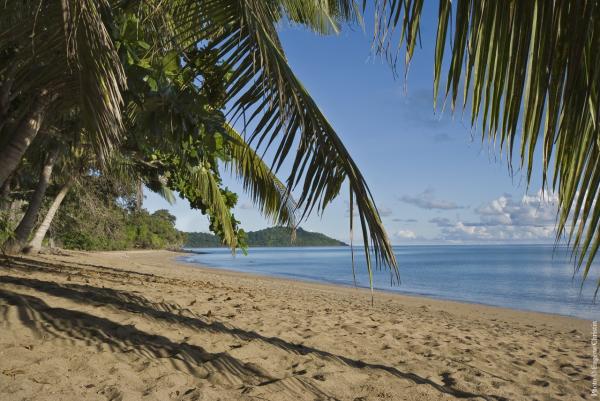 la plage - ©LE JARDIN MAORÉ