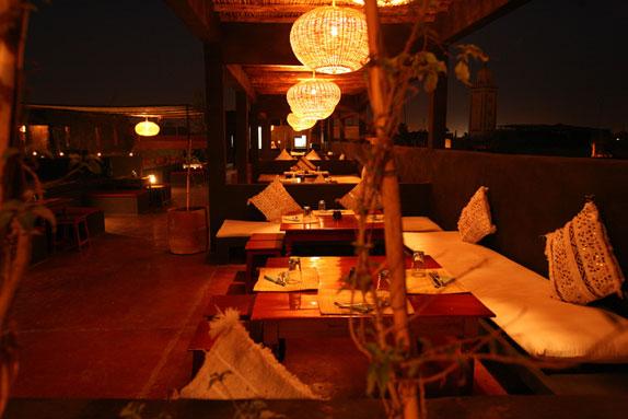 TERRASSE DES ÉPICES Cuisines du monde Marrakech photo n° 100173
