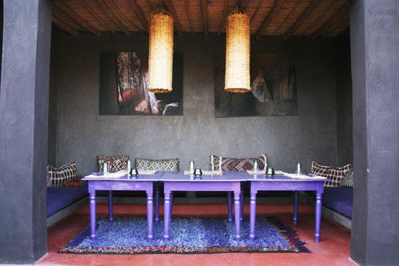 TERRASSE DES ÉPICES Cuisines du monde Marrakech photo n° 100176