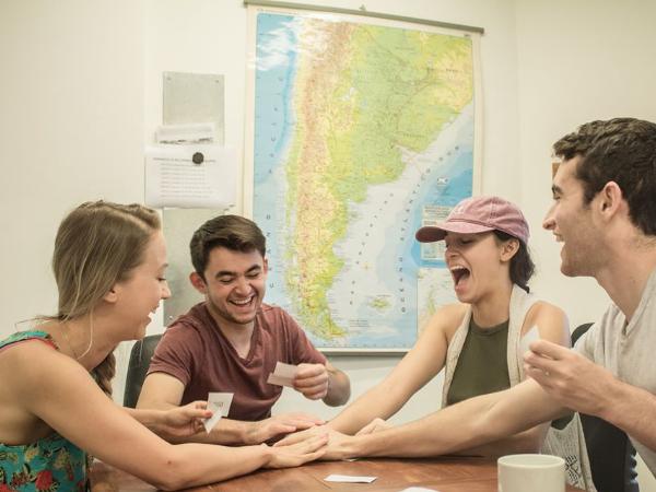Cours d´espagnol en petits groupes - ©Academia Buenos Aires