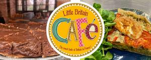 Little Britain  Café Nantes  !