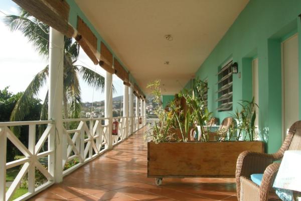 Balcon - ©TAMARIND TREE HOTEL