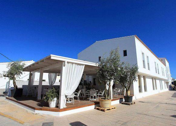 HOTEL ES MARES Hôtel Sant Francesc De Formentera photo n° 174168 - ©HOTEL ES MARES