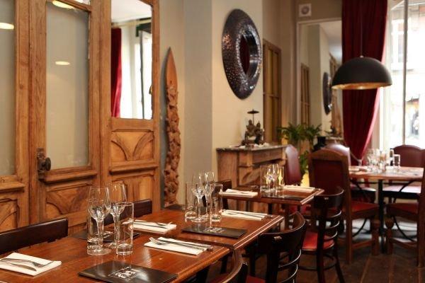 LE BISTROT THAÏ Restaurant thaïlandais Lille photo n° 93412