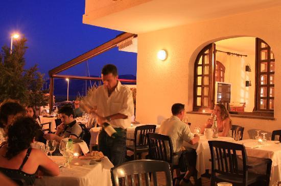 RISTORANTE AL PORTO DA SIMONE Restaurant fruits de mer – Poissons Cala Gonone photo n° 157827 - ©RISTORANTE AL PORTO DA SIMONE