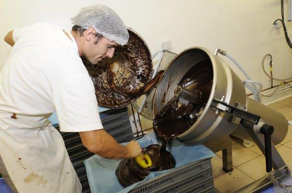 CHOCOLATERIE DE MARLIEU Chocolatier Chimilin photo n° 105321 - ©CHOCOLATERIE DE MARLIEU