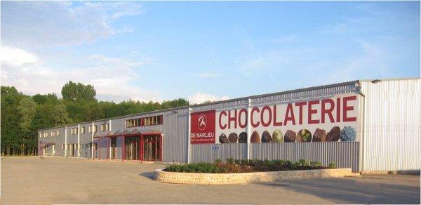 CHOCOLATERIE DE MARLIEU Chocolatier Chimilin photo n° 105317 - ©CHOCOLATERIE DE MARLIEU