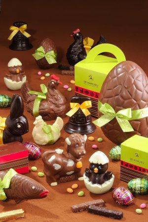 CHOCOLATERIE DE MARLIEU Chocolatier Chimilin photo n° 105318 - ©CHOCOLATERIE DE MARLIEU