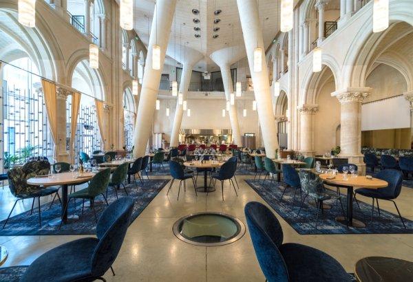 Le restaurant - ©LES ARCHIVES