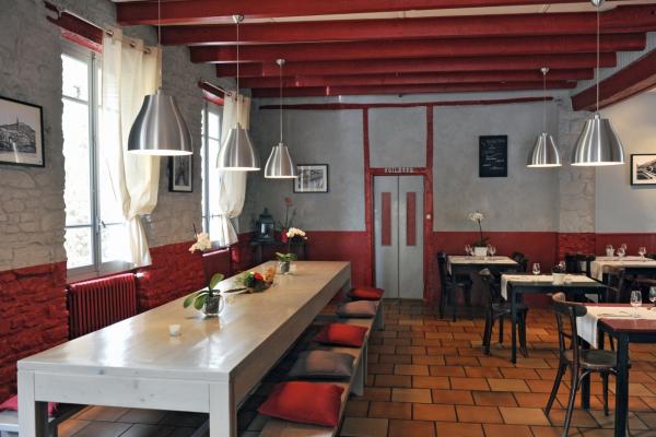 AUBERGE DES SENS Cuisine française Saint-Antonin-Noble-Val photo n° 150473 - ©AUBERGE DES SENS