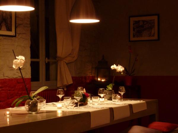 AUBERGE DES SENS Cuisine française Saint-Antonin-Noble-Val photo n° 150465 - ©AUBERGE DES SENS