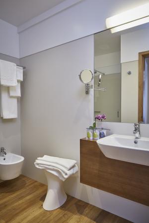 Salle de bain - ©HOTEL DAS SALINAS