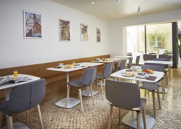 Salle à manger - ©HOTEL DAS SALINAS
