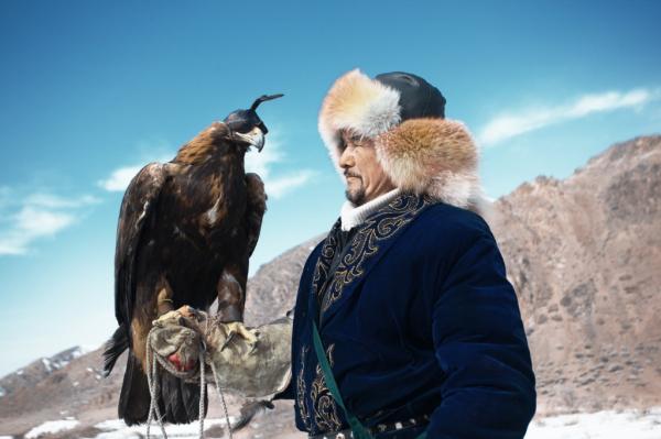Festival des aigles - ©HORSEBACK MONGOLIA