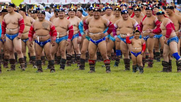 Festival du Naadam - ©HORSEBACK MONGOLIA