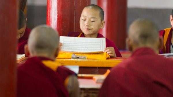 Jeunes moines - ©HORSEBACK MONGOLIA