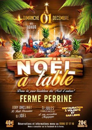 ESPACE PERRINE - ©LA FERME DE PERRINE