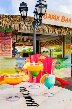 Barik Bar - ©HÔTEL BAMBOU