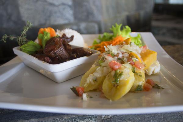 Restaurant Bodlanmè - ©HÔTEL BAMBOU