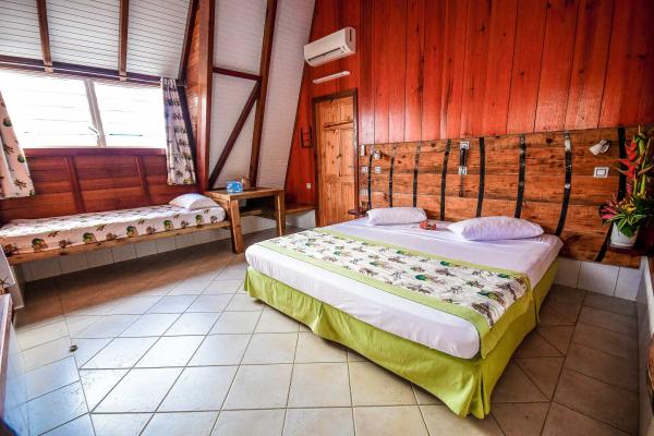 Chambre standard - ©HÔTEL BAMBOU