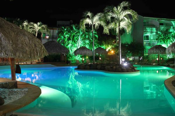 HÔTEL LA PAGERIE Hotel Los Tres-Îlets photo n° 209716 - ©HÔTEL LA PAGERIE