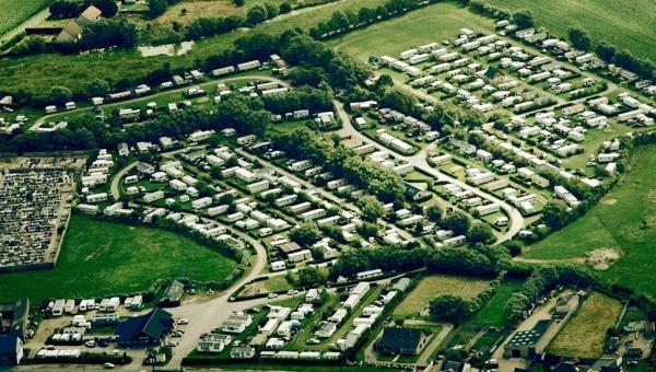 CAMPING DE LA VIEILLE ÉGLISE Camping – Hôtellerie de plein air Cayeux-sur-Mer photo n° 116304 - ©CAMPING DE LA VIEILLE ÉGLISE