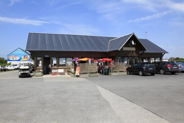 CAMPING DE LA VIEILLE ÉGLISE Camping – Hôtellerie de plein air Cayeux-sur-Mer photo n° 116129 - ©CAMPING DE LA VIEILLE ÉGLISE