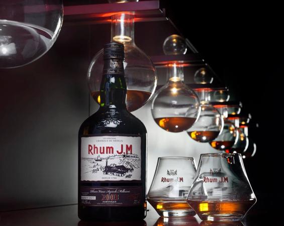 Distillerie Rhum JM - ©RHUM J.-M. MACOUBA