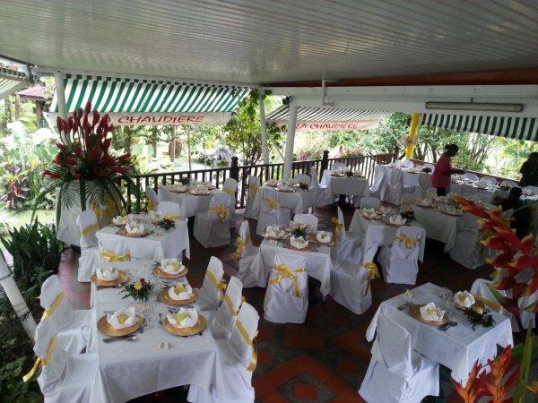 LA CHAUDIÈRE   Restaurant antillais   Morne Rouge (97260)