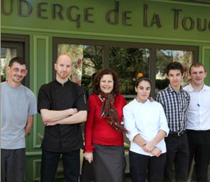 AUBERGE DE LA TOUQUES Cuisine française Pont-l'Evêque photo n° 152864