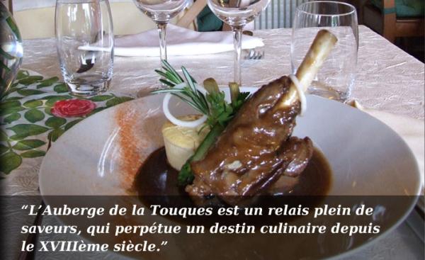 AUBERGE DE LA TOUQUES Cuisine française Pont-l'Evêque photo n° 152862