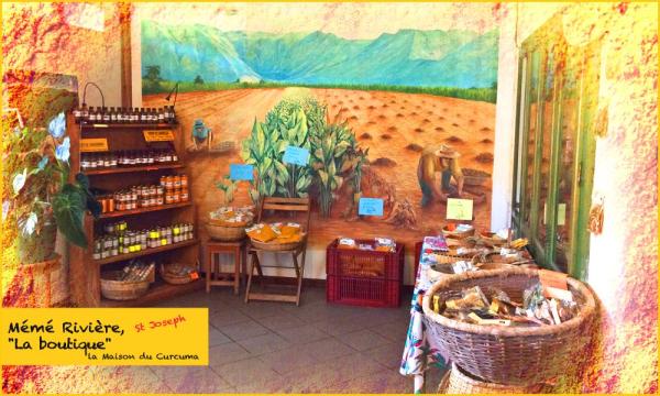 LA MAISON DU CURCUMA - MÉMÉ RIVIÈRE Agriculture – Viticulture La Plaine Des Grègues photo n° 223187 - ©LA MAISON DU CURCUMA - MÉMÉ RIVIÈRE