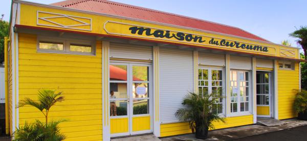 LA MAISON DU CURCUMA - MÉMÉ RIVIÈRE Agriculture – Viticulture La Plaine Des Grègues photo n° 223182 - ©LA MAISON DU CURCUMA - MÉMÉ RIVIÈRE