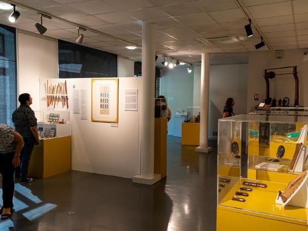 Espace d'expositions temporaires - ©Jean-Baptiste Quillien Photographe