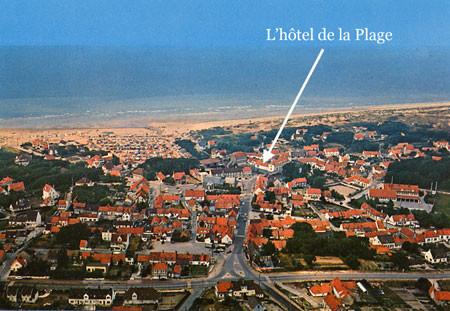 HÔTEL DE LA PLAGE Hébergement Wissant photo n° 143480