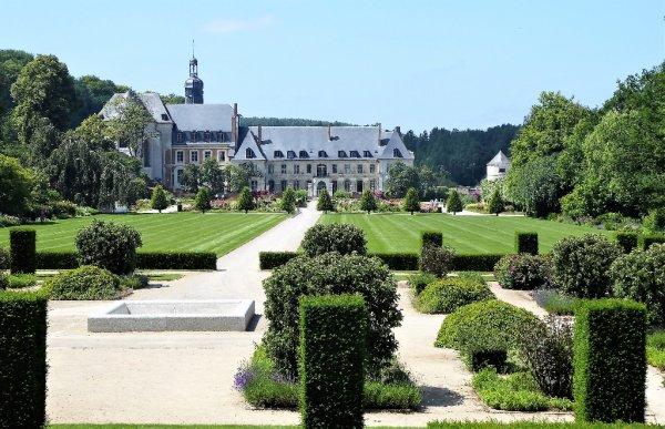 Abbaye et Jardins