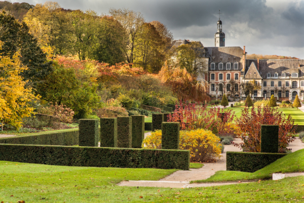 JARDINS DE VALLOIRES Parc - Jardin Argoules photo n° 497132 - ©JARDINS DE VALLOIRES