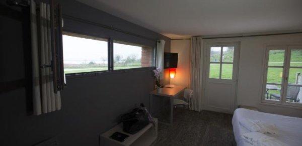 HÔTEL-RESTAURANT DU CAP-HORNU Hôtel Saint-Valéry-sur-Somme photo n° 205229 - ©HÔTEL-RESTAURANT DU CAP-HORNU